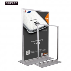 Wholesale A4 A5 Table Poster Display Stand