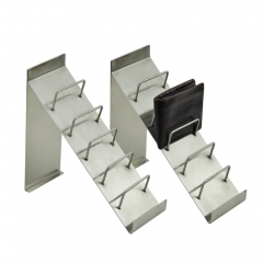 Metal 6 Stair Wallet Display Rack