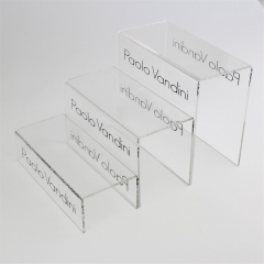 Acrylic Shoe Display Riser