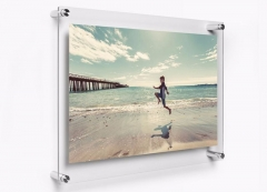 A4 Wall Mounted Poster Frame