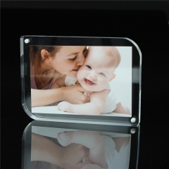 5inches Acrylic Magnetic Photo Frame