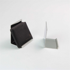 Metal Wallet Display Stand