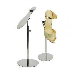 Metal Shoe Display Stand