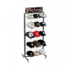 Hat Store Display Rack