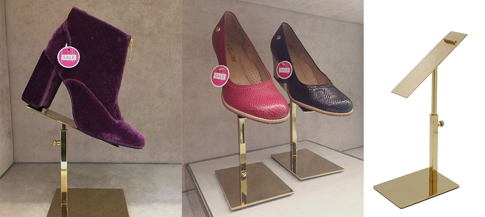 Shoe Display Stand for Sale