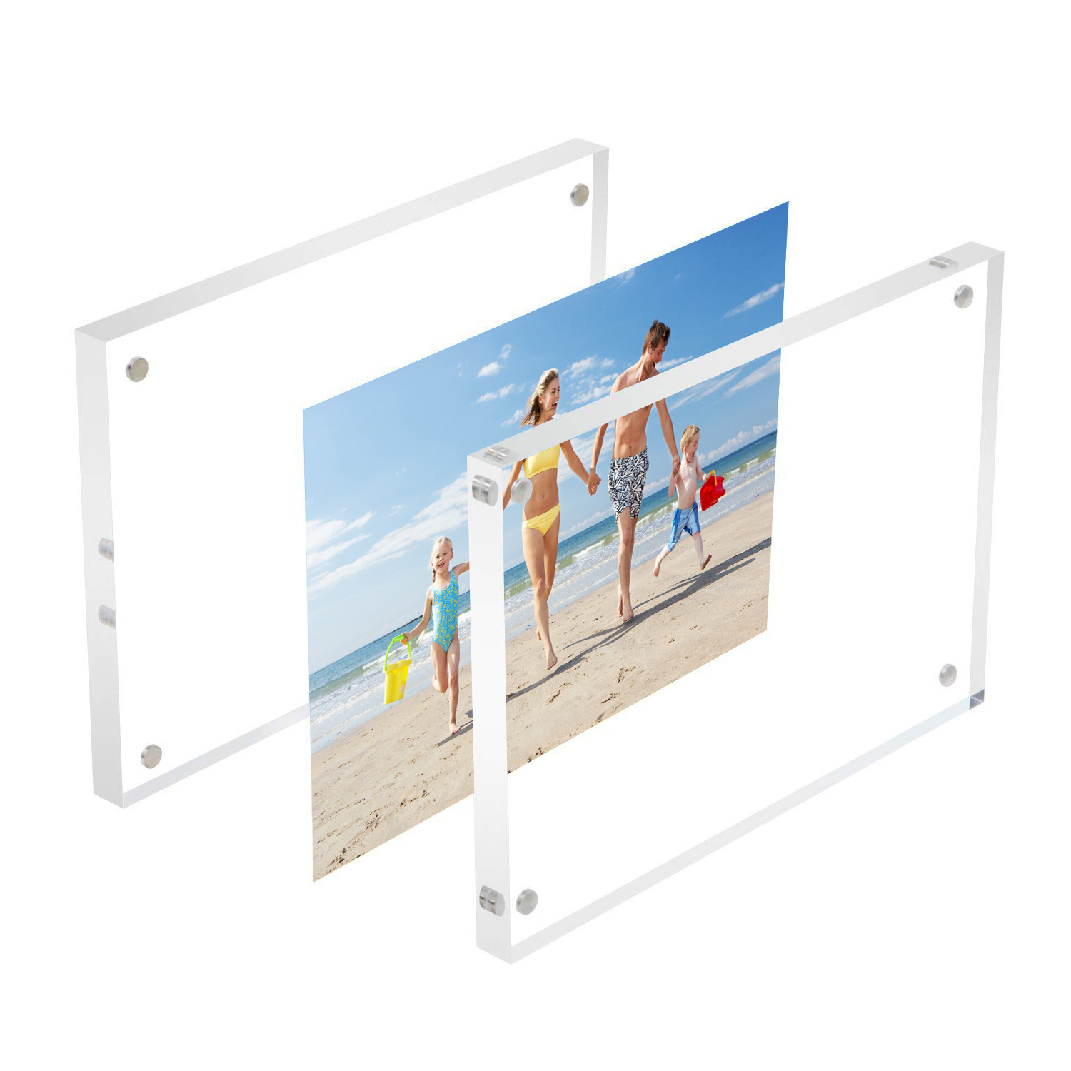 8 x 10 acrylic frame magnetic
