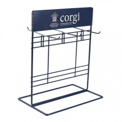 Table Sock Display Rack