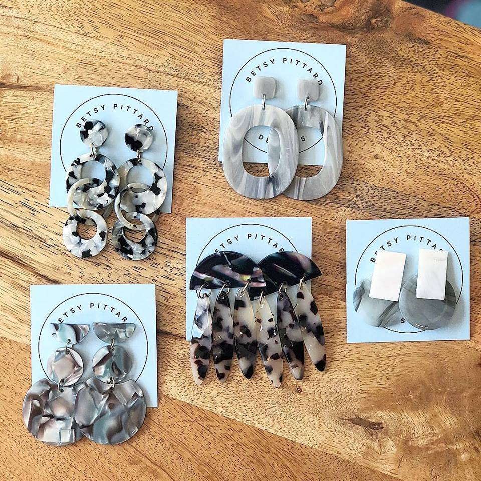 earring display cards